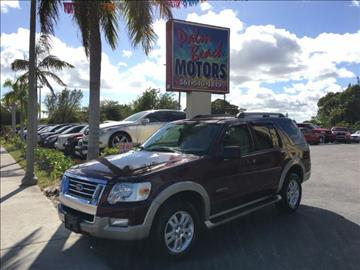2006 Ford Explorer for sale in Lake Worth, FL