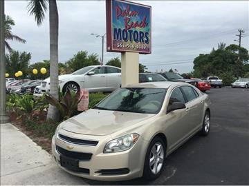 2010 Chevrolet Malibu for sale in Lake Worth, FL