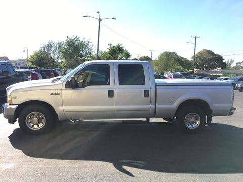 2003 Ford F-250 Super Duty for sale in Lake Worth, FL