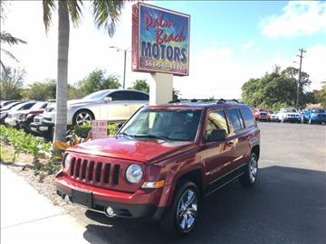 2012 Jeep Patriot for sale in Lake Worth, FL