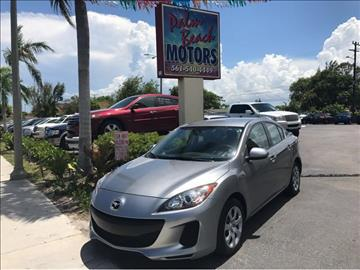 2013 Mazda MAZDA3 for sale in Lake Worth, FL