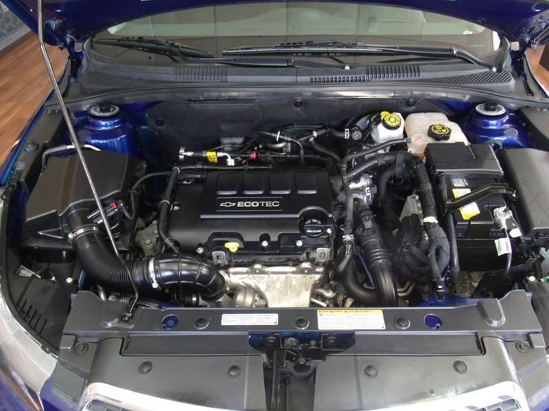 2012 Chevrolet Cruze LT 4dr Sedan w/1LT - Chicago IL