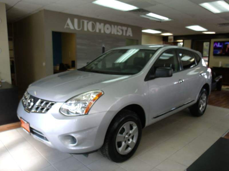 2013 Nissan Rogue AWD S 4dr Crossover - Chicago IL