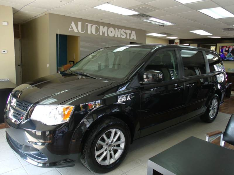 2013 Dodge Grand Caravan SXT 4dr Mini-Van - Chicago IL