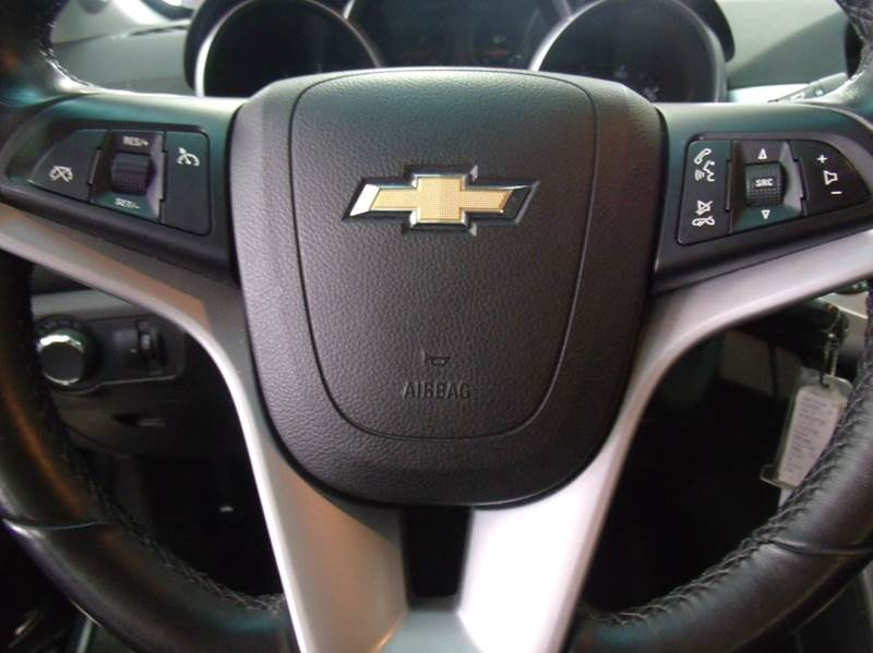 2013 Chevrolet Cruze 2LT Auto 4dr Sedan w/1SH - Chicago IL
