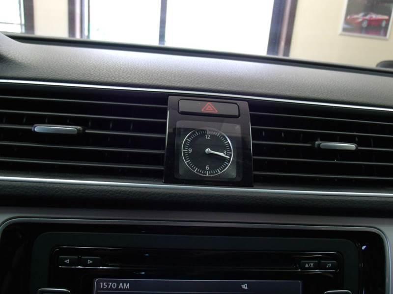 2013 Volkswagen Passat SE PZEV 4dr Sedan 6A - Chicago IL