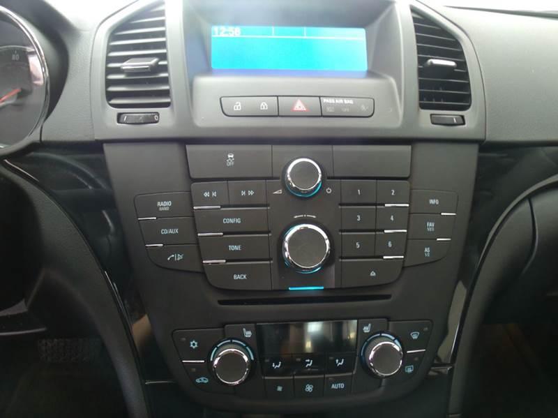 2011 Buick Regal CXL 4dr Sedan w/RL1 (CAN) - Chicago IL