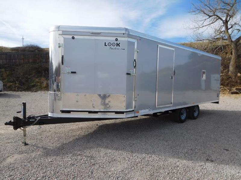 2018 Look Trailers VPSD85X27TE3