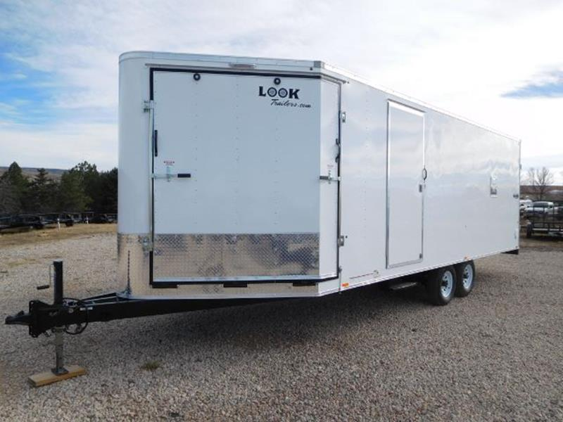 2018 Look Trailers EPSD85X27TE3