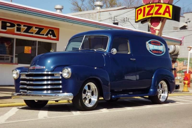 1948 Chevrolet 3100 PANEL DELIVERY - Geneva OH