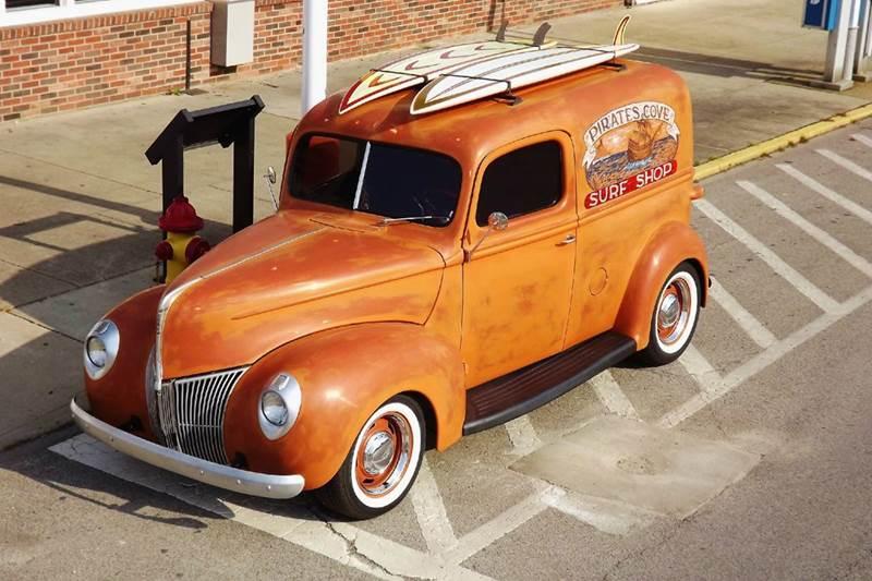 1940 Ford CUSTOM DELIVERY SEDAN DELIVERY - Geneva OH