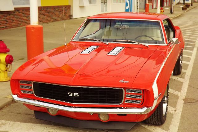 92 Camaro Ss Rs Hood – Wonderful Image Gallery