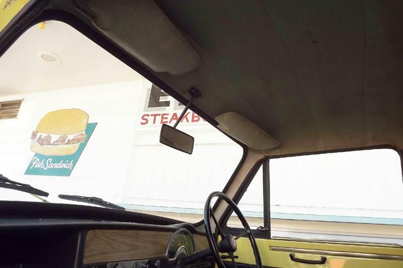1973 RELIANT SUPERVAN 3 DELIVERY - Geneva OH