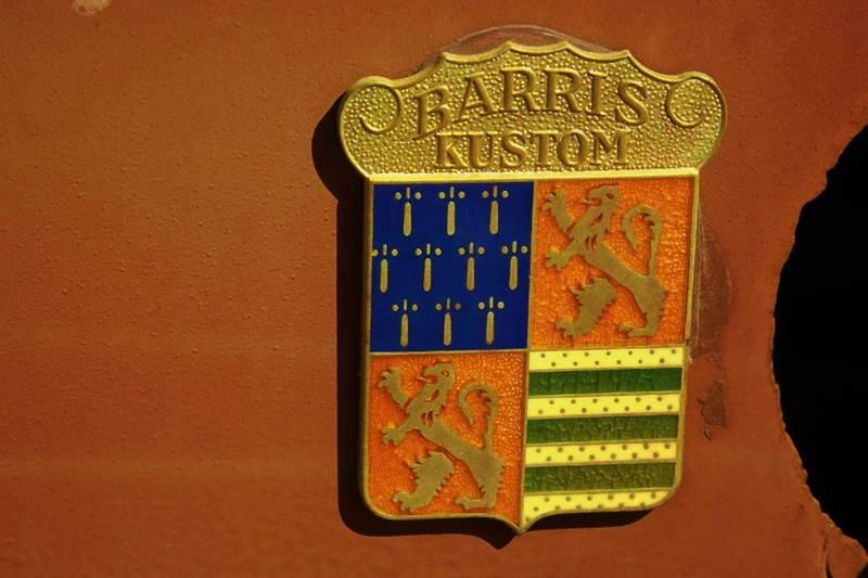1923 BARRIS KUSTOM RATULA FULL CUSTOM - Geneva OH