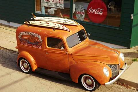 1940 Ford CUSTOM DELIVERY