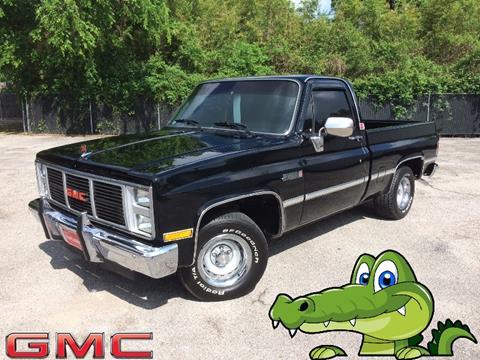1985 GMC C/K 1500 Series for sale in Houston, TX
