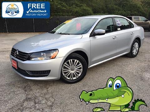 2015 Volkswagen Passat for sale in Houston, TX