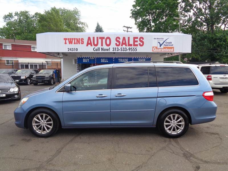 2005 HONDA ODYSSEY TOURING 4DR MINI VAN blue 2005 honda odyssey touring super cleanmust see
