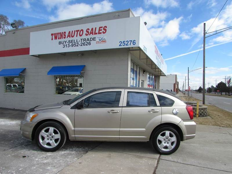 2009 DODGE CALIBER SXT 4DR WAGON gold 2009 dodge caliber sxt super cleanmust seewe finance