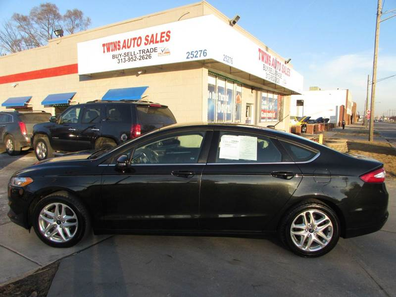 2013 FORD FUSION SE 4DR SEDAN black 2013 ford fusion se super cleanmust seewe finance auto