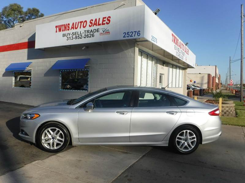 2016 FORD FUSION SE 4DR SEDAN silver 2016 ford fusion selike newlow milesfinancing available