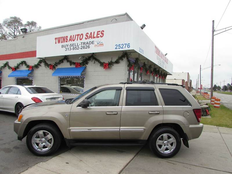 2005 JEEP GRAND CHEROKEE LIMITED 4DR 4WD SUV gold 2005 jeep grand cherokee limited super clean