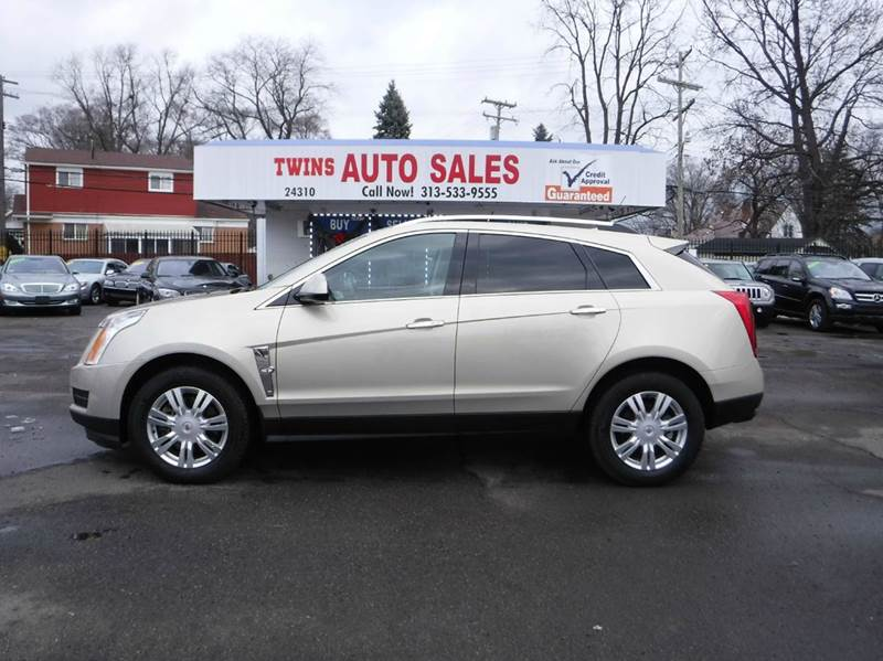 2011 CADILLAC SRX LUXURY COLLECTION 4DR SUV gold 2011 cadillac srx luxurysuper cleanmust see