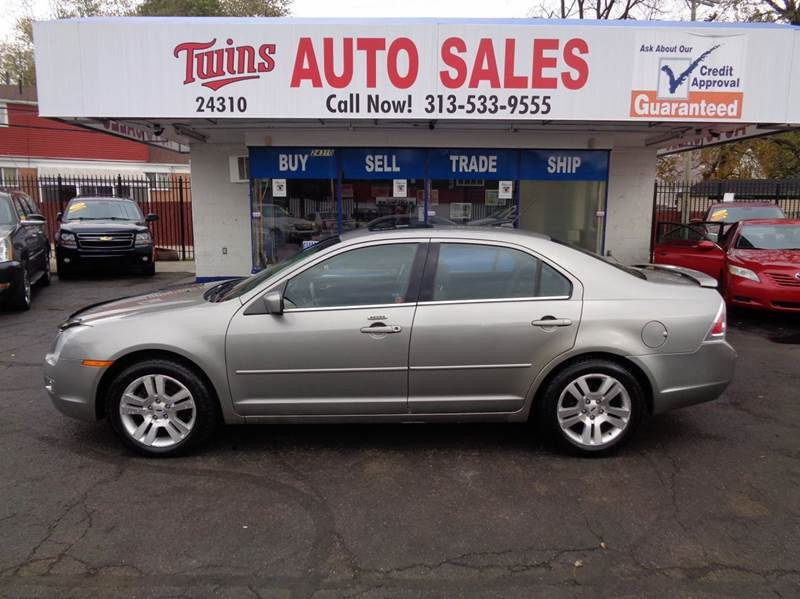 Twins Auto Sales >> 2008 Ford Fusion for sale in Michigan - Carsforsale.com