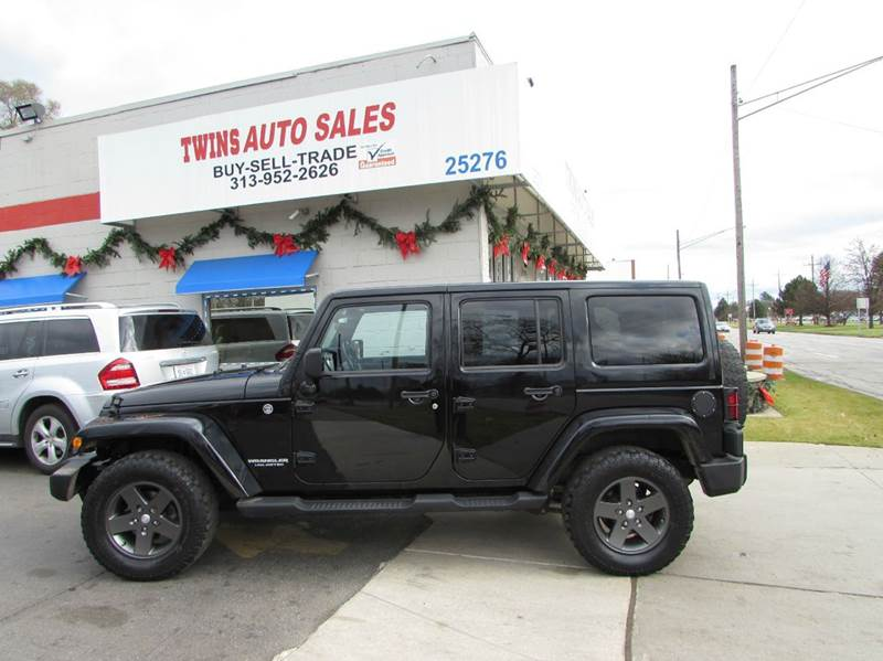 2011 JEEP WRANGLER UNLIMITED SPORT 4X4 4DR SUV black 2011 jeep wrangler unlimited sport super c