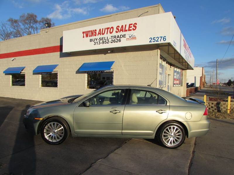 2009 MERCURY MILAN V6 PREMIER 4DR SEDAN green 2009 mercury milan premier super cleanmust see