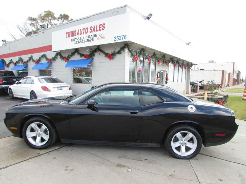 2013 DODGE CHALLENGER SXT 2DR COUPE black 2013 dodge challenger sxt like newlow milesfinanci