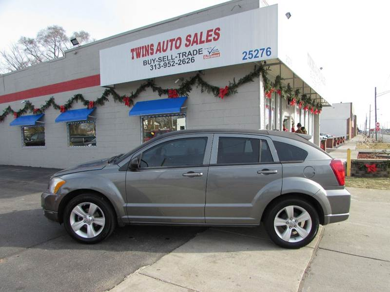 2011 DODGE CALIBER MAINSTREET 4DR WAGON gray 2011 dodge caliber mainstreet super cleanmust see