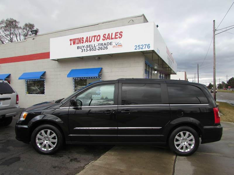 2015 CHRYSLER TOWN AND COUNTRY TOURING 4DR MINI VAN black 2015 chrysler town and country like ne