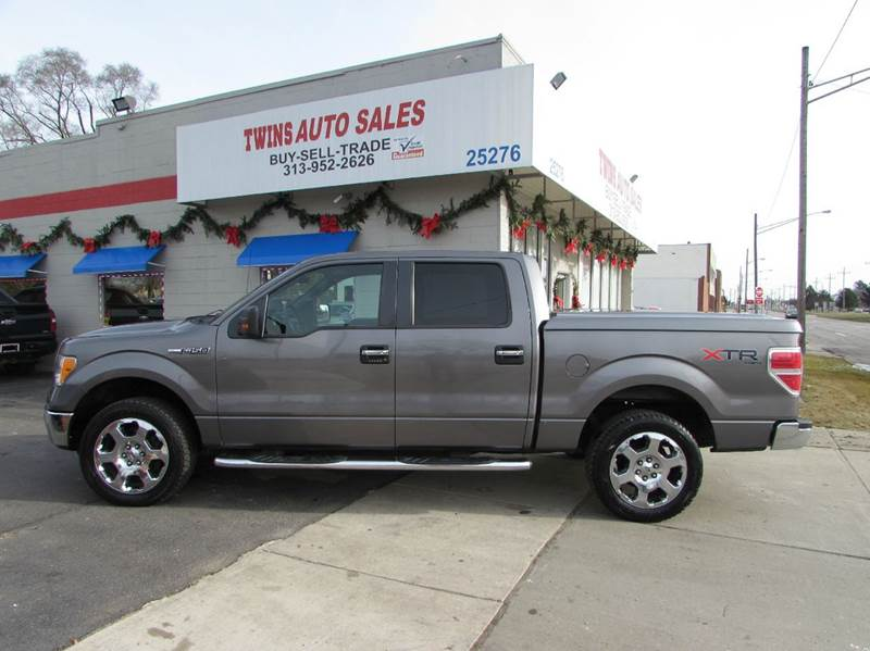 2010 FORD F-150 XLT 4X4 4DR SUPERCREW STYLESIDE gray 2010 ford f150 xlt xtrsuper cleanmust see