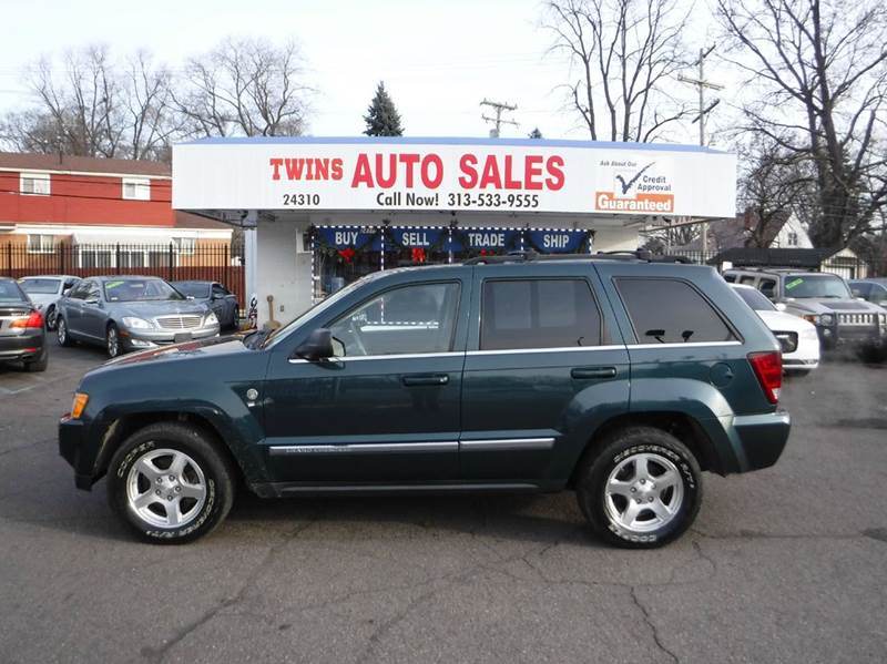 2005 JEEP GRAND CHEROKEE LIMITED 4DR 4WD SUV green 2005 jeep grand cherokee limited super clean