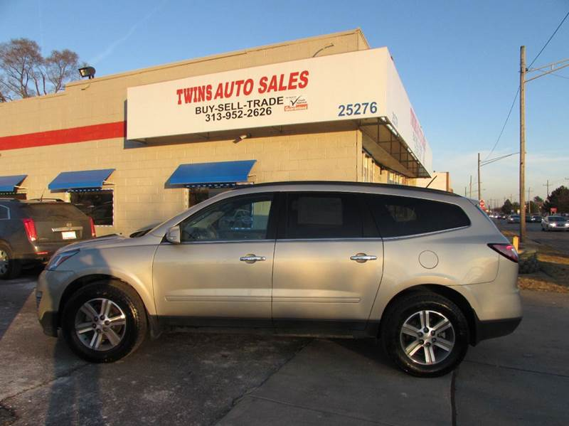 2015 CHEVROLET TRAVERSE LT AWD 4DR SUV W1LT gold 2015 chevrolet traverse lt super cleanmust s