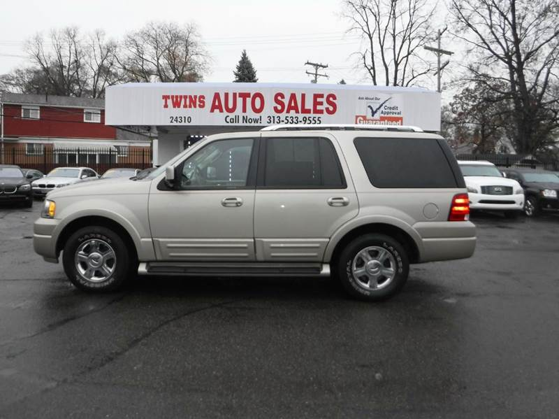 2005 FORD EXPEDITION LIMITED 4WD 4DR SUV gold 2005 ford expedition limited 4wdmust see   su
