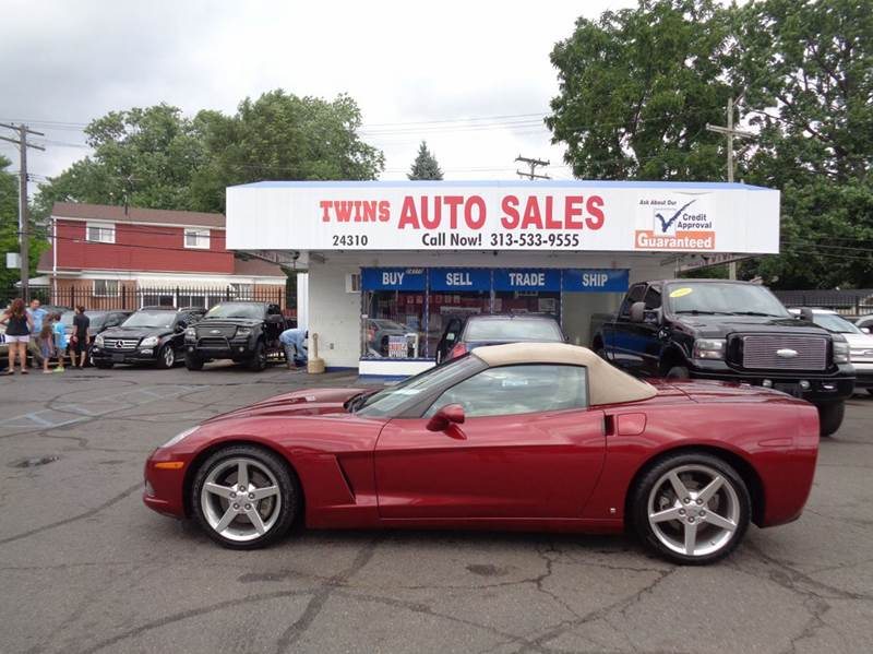 2007 CHEVROLET CORVETTE BASE 2DR CONVERTIBLE maroon 2007 chevrolet corvette convertible super c