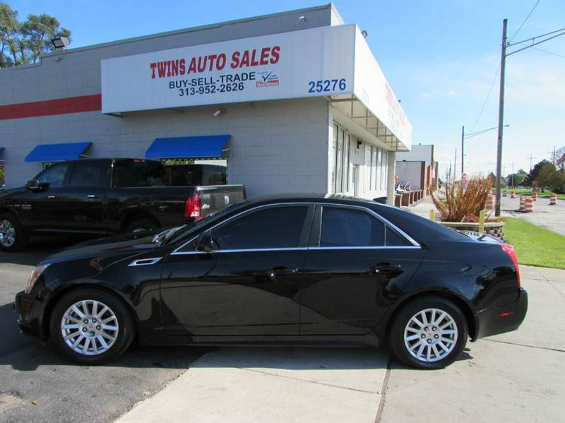 2011 CADILLAC CTS 30L LUXURY AWD 4DR SEDAN black 2011 cadillac cts luxury super cleanmust see