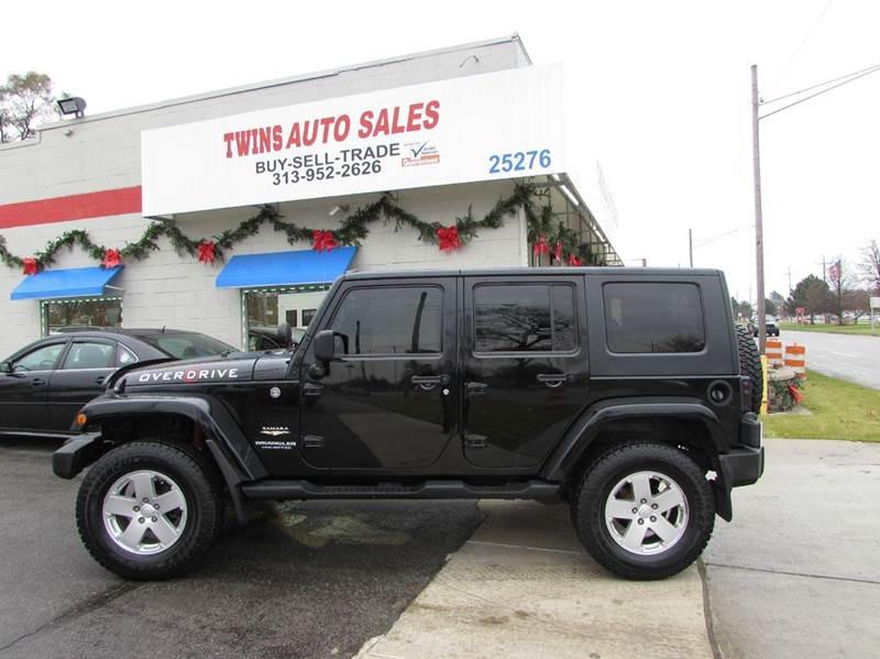 2007 JEEP WRANGLER UNLIMITED SAHARA 4X4 4DR SUV black 2007 jeep wrangler unlimited sahara super