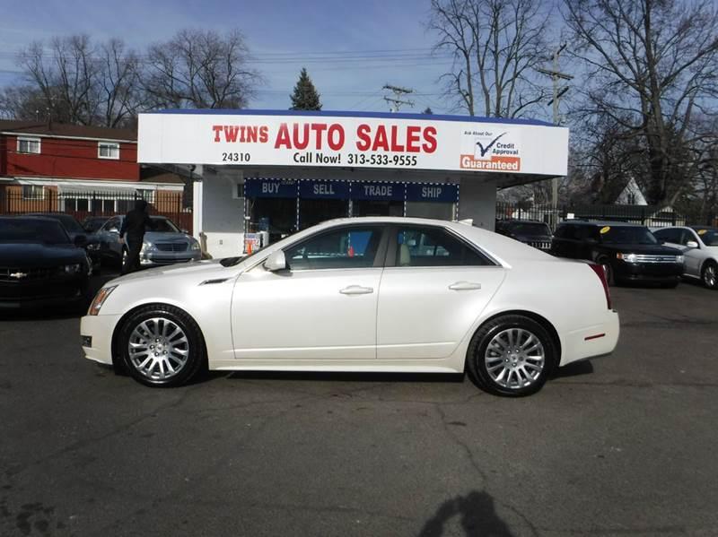 2011 CADILLAC CTS 36L PREMIUM AWD 4DR SEDAN white 2011 cadillac cts premium super cleanmust s