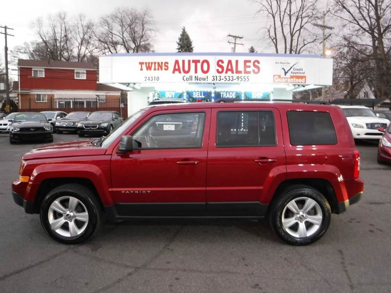 2014 JEEP PATRIOT SPORT 4DR SUV red 2014 jeep patroit sport like newlow milesfinancing avail