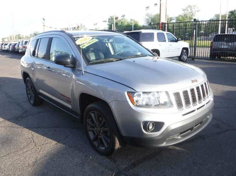 2016 jeep compass sport 4dr suv in detroit mi twins auto sales inc. Cars Review. Best American Auto & Cars Review