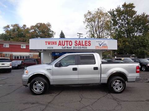 2007 Ford F-150 for sale in Detroit, MI