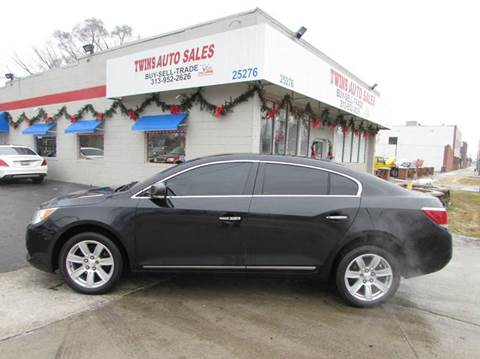 2010 Buick LaCrosse for sale in Redford, MI