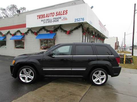 2007 Jeep Grand Cherokee for sale in Redford, MI