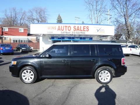 2010 Ford Flex for sale in Detroit, MI