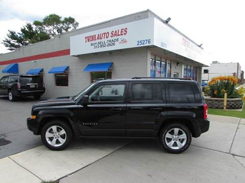 2015 Jeep Patriot for sale in Redford, MI