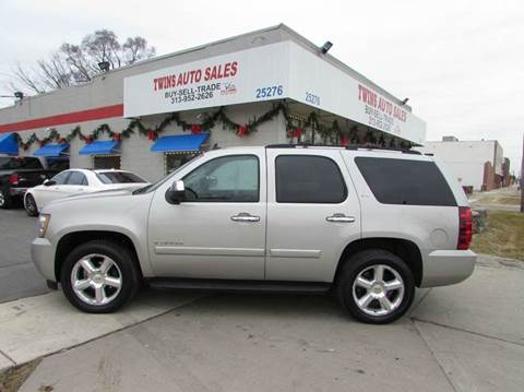 2008 Chevrolet Tahoe for sale in Redford, MI