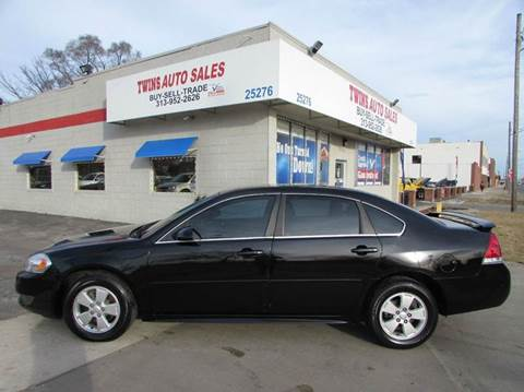 2011 Chevrolet Impala for sale in Redford, MI